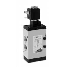 solenoid valve 454-015-22+Camozzi U7K Coil / سلونوید ولو 22-015-454