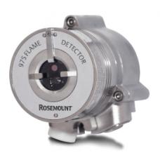 فلیم دتکتور روزمونت Rosemount Ultraviolet Infrared Flame Detector