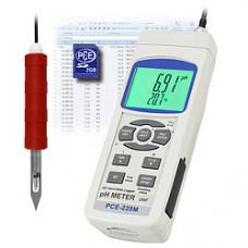 Food pH Meter PCE-228M  | پی اچ سنج غذا