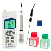 pH Meter Kit PCE-228-Kit | کیت سنجش ph