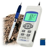 Slurry / Mud pH Meter PCE-228SLUR | پی اچ سنج خاک