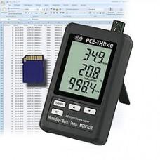 Thermo Hygrometer Barometer PCE-THB 40 | دما و رطوبت و فشار سنج