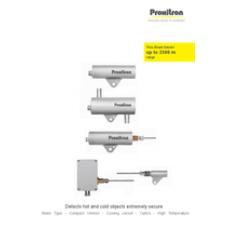 Thru-beam Sensor/Optical Sensor LAD 600