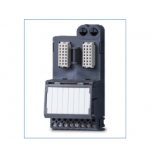 VE4002S1T2B1 Discrete output card: 8 channels 24 vdc; high side; 1/o termination block