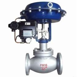 کنترل ولو پنوماتیکی  pneumatic control valve