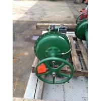 شیر کنترل (Fisher control valve (LCV 105