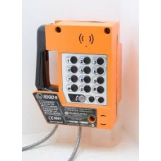 تلفن صنعتی ضد انفجار  Explosion-proof ATEX analog telephone HARDYPHONE-Ex®