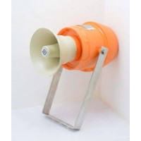 Teleindustria Explosion-Proof ATEX Sounder for telephone call repetition / بلندگوی ضدانفجار صنعتی