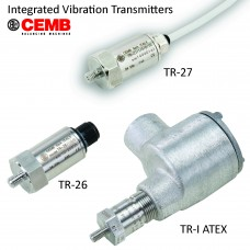integrated  Vibration transmitters
